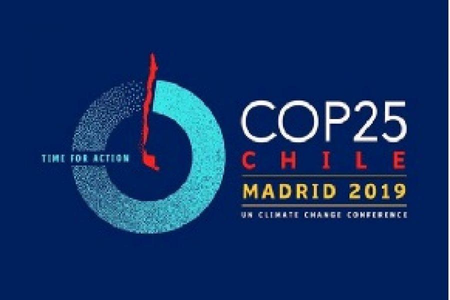 Cumbre del Clima Madrid 2019